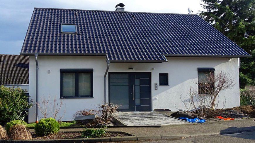Mehrfamilienhaus – Einsparung 82%