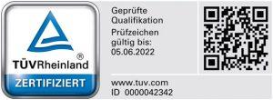 Jörg Mayer Energieberater ist Tüv-Rheinland zertifizierter Sachverständiger für Feuchte- und Schimmelpilzbelastungen
